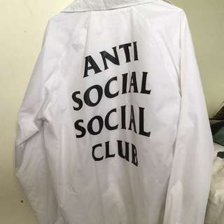 ANTI SOCIAL SOCIAL CLUB COACH