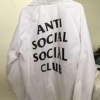 ANTI SOCIAL SOCIAL CLUB COACH
