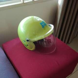 Kids Helmet Monsters Inc.
