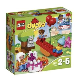 Lego Duplo Birthday Party - to trade other Duplo set