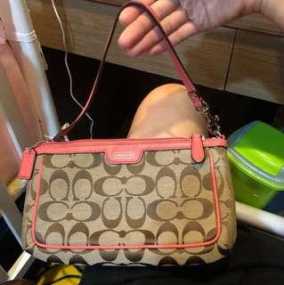 🚚 Coach手提包。日本購入