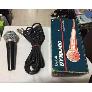 Quayle QM-58 Professional Dynamic Microphone NEW