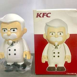 KFC China Coin Bank Figurine