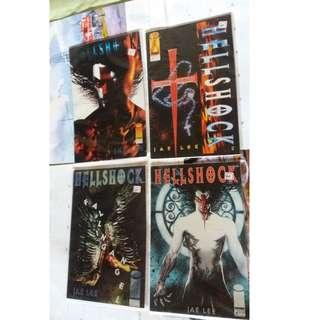Hellshock comics