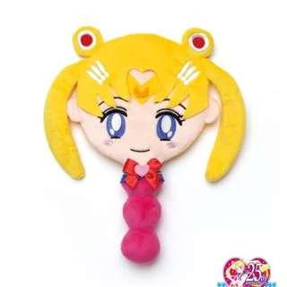 日本代購 Sailor moon x gonoturn 美少女戰士美戰水手月亮月野兔化妝鏡子