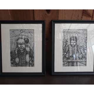 ORIGINAL ARTWORK FROM DAVAO ARTIST