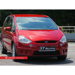 Ford S-Max 2.3A Trend