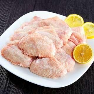 巴西冰鲜雞中翼 雞翼 燒烤包 凍肉 食物 肉 急凍