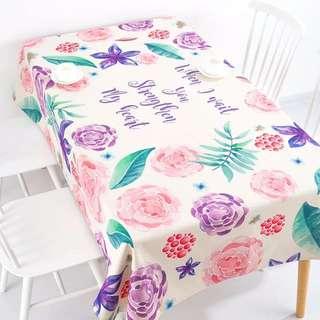 Preorder: Table cloth