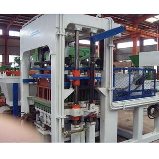 QT10-15 Automatic Block Making Machine