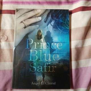 Prince blue safir