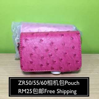 Casio ZR50/55/60 Camera Pouch