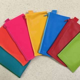 Colourful Pencil Case