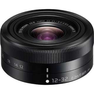Panasonic Lumix 12-32mm Lens