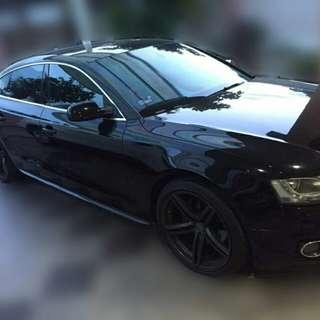 Sambung bayar Audi A5