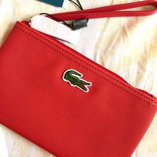 Original Lacoste Clutch Bag (Virtual Pink)