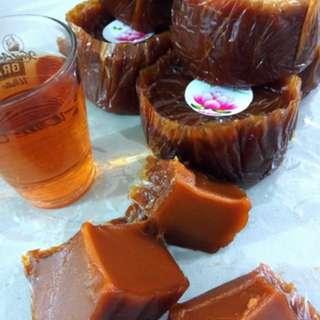 Dodol kue keranjang asli lampion merk sukabumi