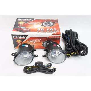 FOG LAMP - ALZA 14' (PD-503)