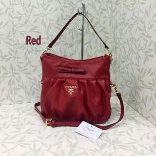 Prada Sling Red Color