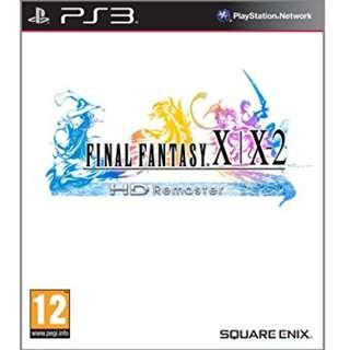 Final Fantasy 10 Remastered