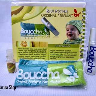 Bouccha original kids perfume non alcohol aroma Happy Melon