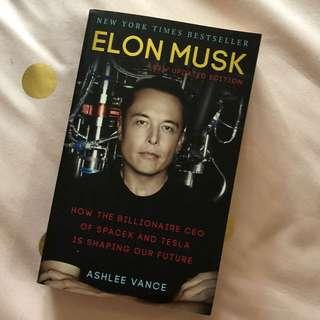 Elon Musk- Ashlee Vance