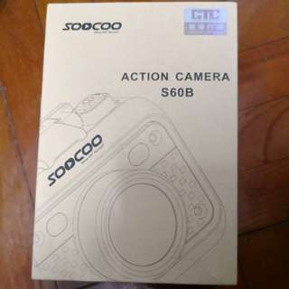 Soocoo action camera s60B