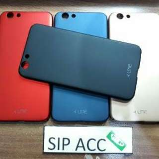 NEW Slim Case ECO 360 UME ORIGINAL red apple utk OPPO F1S A59 layar 5.5 inchi