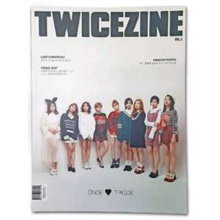 [PO] Twice - Twicezine Vol.1