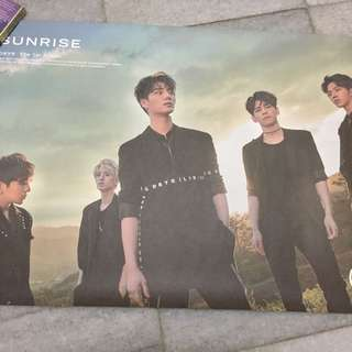 Day6 Sunrise Poster