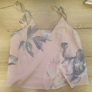 Dollygirl Dusty Pink Camisole Singlet