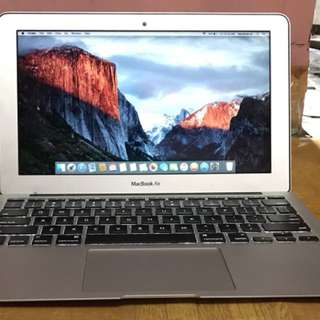 MacBook Air 11 Core i5 Early 2014 Fullset