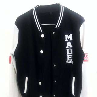 Varsity BIG BANG MADE Jacket