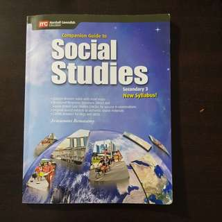 Companion guide to social studies