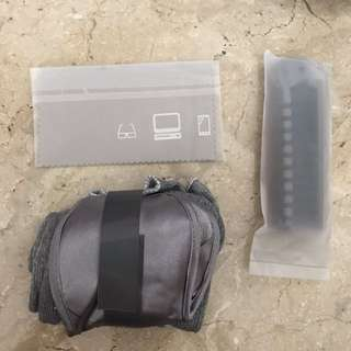 Traveling Pack - Eye Mask, Comb, Socks, Eye Glasses Fabric