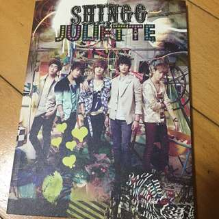 SHINee Juliette Album