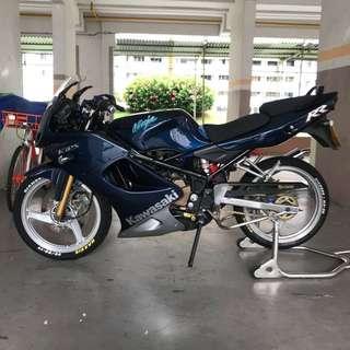 Kawasaki KRR