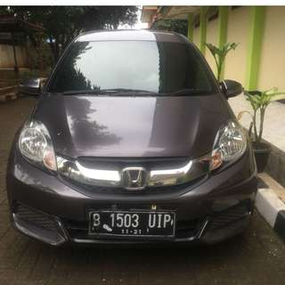 Honda Mobilio 1.5 S 2016 Over Kredit
