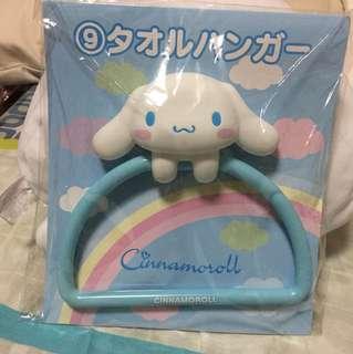 Cinnamon roll (towel holder)