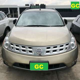 Nissan Murano CHEAPEST RENT FOR Grab/Uber USE