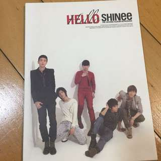 SHINee Hello Album
