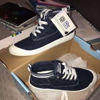 Navy Blue Size US 8