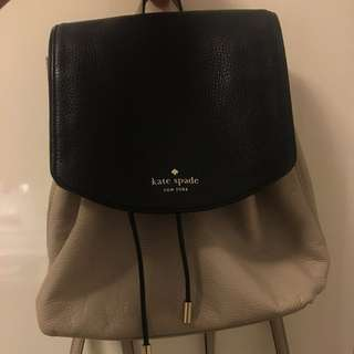 Kate Spade Luc Leather Backpack