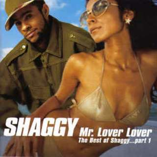 Shaggy ‎Mr. Lover Lover (The Best Of Shaggy... Part 1) cd