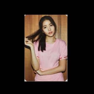 gfriend 小卡 sowon