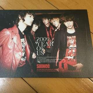 SHINee Year Of Us Album