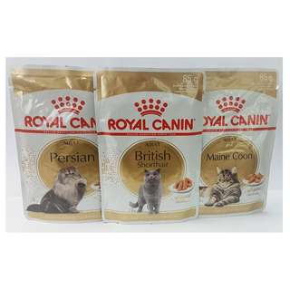 Royal Canin Pouch Adult Cat Food 85g, 12 pouch