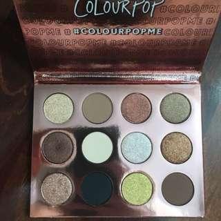 Colourpop I Think I Love You Eyeshadow Palette