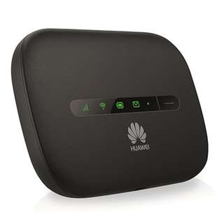 Huawei E5330 - Cheap & Affordable Mobile Wifi Portable Router