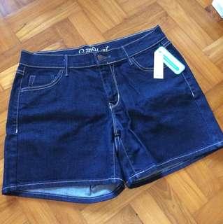 BN Old Navy Dark Jean Shorts